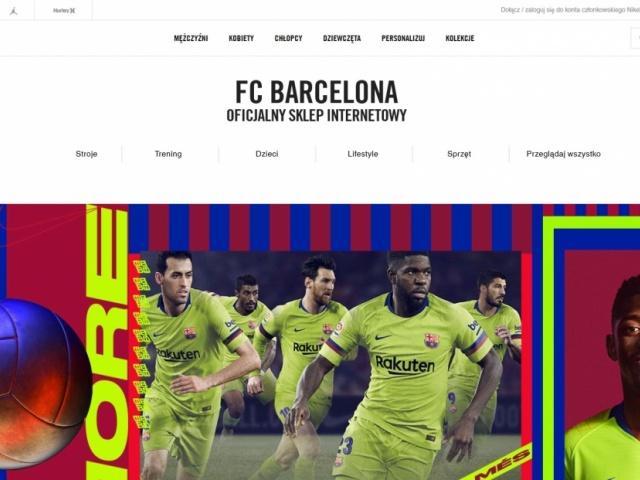FB Barcelona Shop