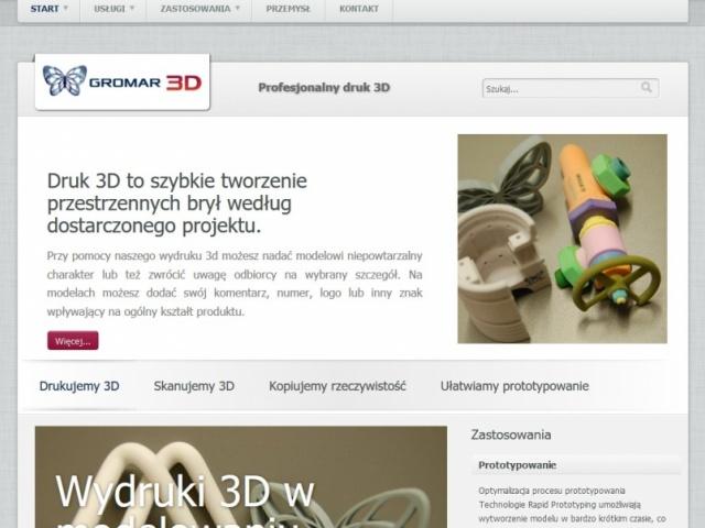 Gromar 3D