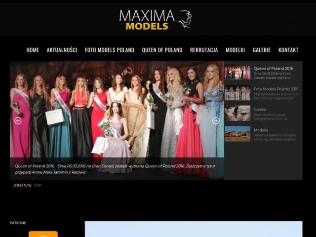 Maxima Models